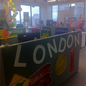 RockSolid SQL team get into the Olympics spirit!